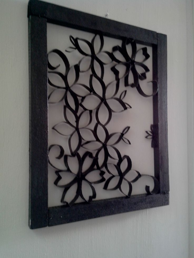le rouleau de papier toilette ne se jette pas il fleurit. Black Bedroom Furniture Sets. Home Design Ideas