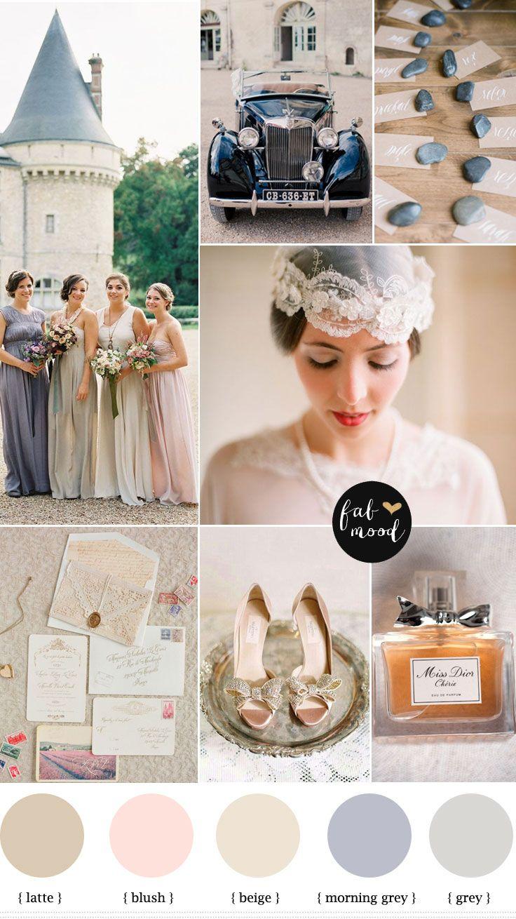 Destination Wedding : French Château Wedding | http://www.fabmood.com/destination-wedding-french-chateau-wedding/