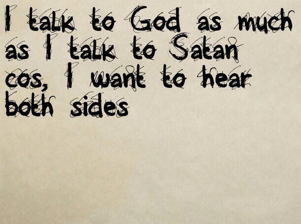 Biffy Clyro- God and Satan