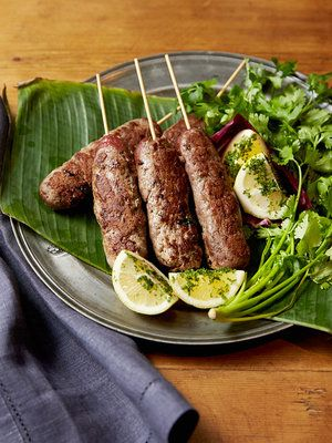 【ELLE a table】BBQビーフのグリル エスニック風レシピ エル・オンライン