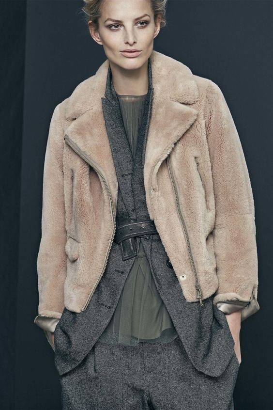 Brunello Cucinelli Fall 2017 RTW