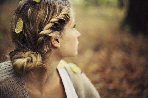 ,Hair Ideas, Wedding Hair, Long Hair, Messy Buns, Hair Style, Side Braids, Lazy Hair, Fall Hair, Braids Buns