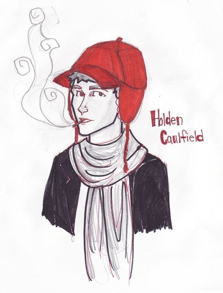 holden caulfield is he really crazy Holden caulfield, the narrator of the catcher in the rye, begins with an authoritative statement that he does not intend the novel to serve as his life storycurrently in psychiatric care, this teenager recalls what happened to him last christmas.