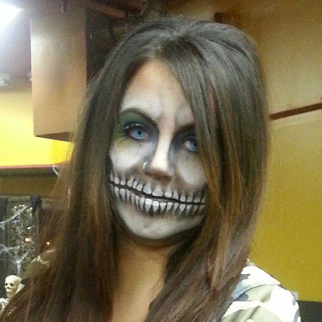 Halloween make up by Teresa Heath  https://www.facebook.com/pnclartst
