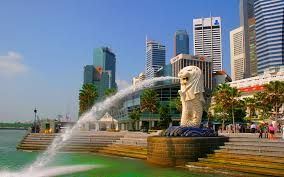 Ever beautiful Singapore!