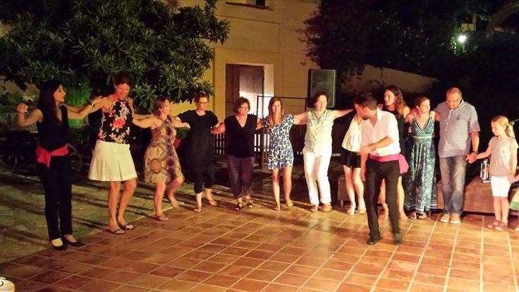 Dance is a feeling, and when you dance with others it's a pleasure and a lovely moment... Photo credits: @Stelios Green