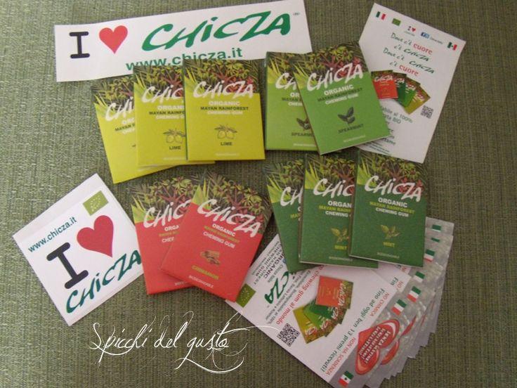 Spicchi del gusto: Chicza: il chewing-gum naturale e biodegradabile al 100%