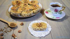 Кофейное печенье с фунду…