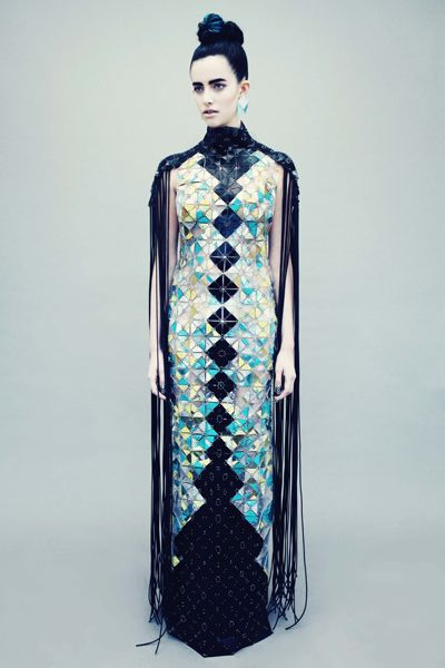 AW13 | Tesselate - @Jane Izard Bowler beautiful inspiration