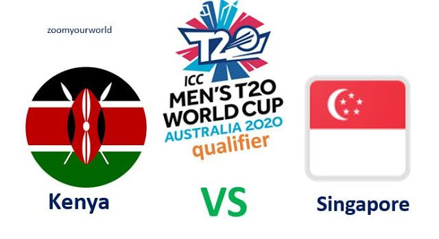 Myteam11 Prediction Myteam11 Prediction Kenya Vs Singapore Dream 11 Prediction Dream 11 Winning Tips World Cup Qualifiers Predictions Kenya
