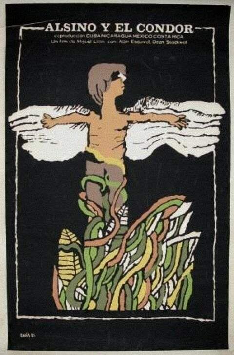 Restrospectiva de Miguel Littin. 'Alsino y el cóndor' (1982). Para más información clik en la imagen.