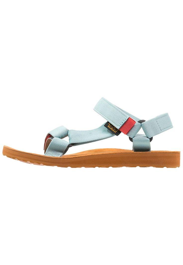 Women Hiking & Hillwalking Shoes Teva ORIGINAL UNIVERSAL BACKPACK - Walking sandals - nile blue,innovative design,Low Price Guarantee,Teva Sale Online - 100% Top Quality & 69% Discount Sale USA