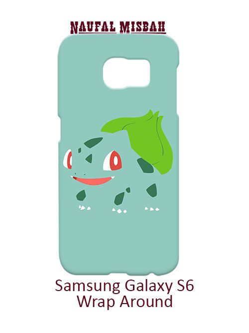 Bulbasaur Pokemon GO Samsung Galaxy S6 Case Cover