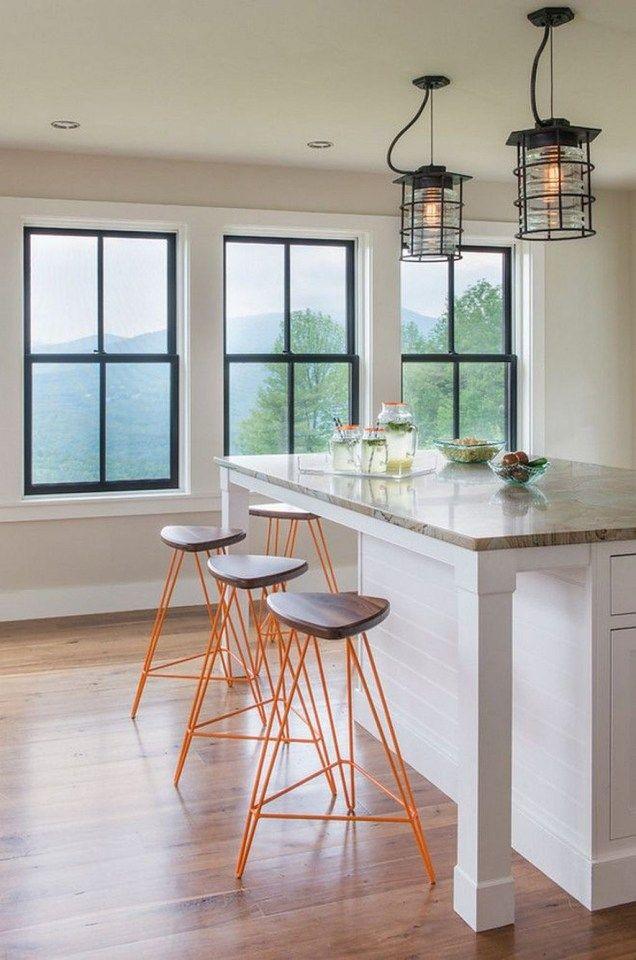 30 Impressive Black Window Frames Ideas Interior Design Kitchen