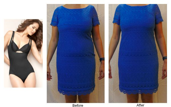 89ab16075e Maidenform Firm Control Ultimate Instant Slimmer Open Bust Body Shaper