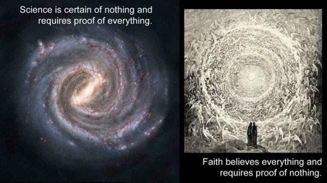 Science | Faith