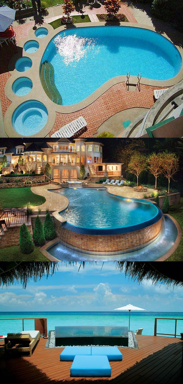 Really Cool Swimming Pools 66 best cool pools images on pinterest | architecture, dream pools