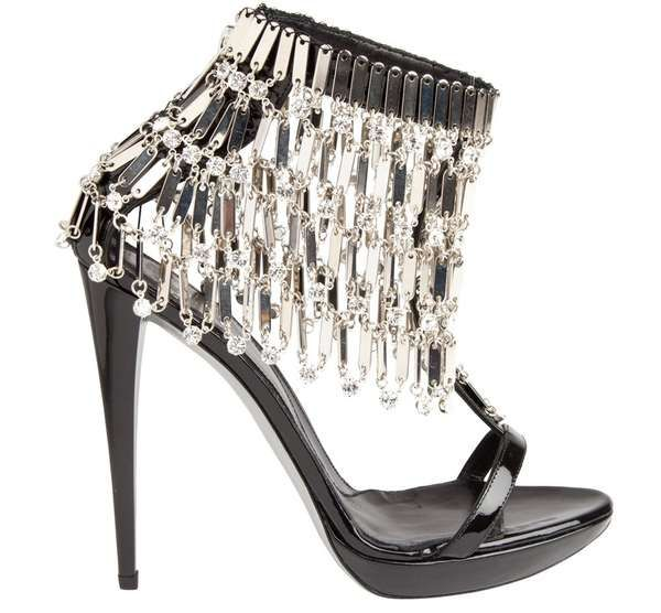 The Azzaro Lagon Sandals will Light Up Any Walkway #summershoes #sandals trendhunter.com