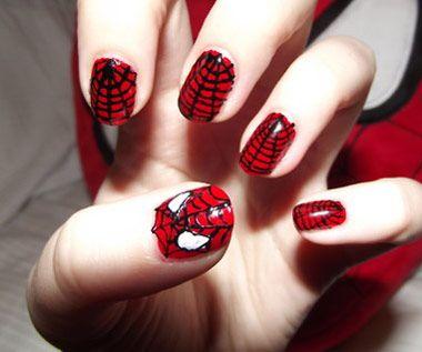 I know it's nerdy but I love Spiderman was ALWAYS my favorite super hero, spid