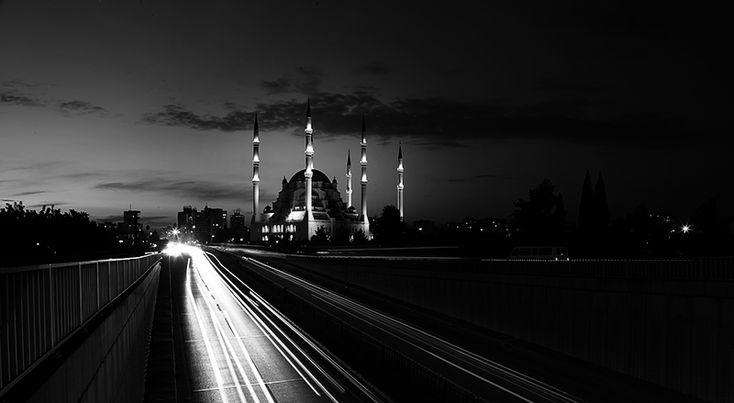 Adana Merkez Cami 2 by Nikolof.deviantart.com on @deviantART