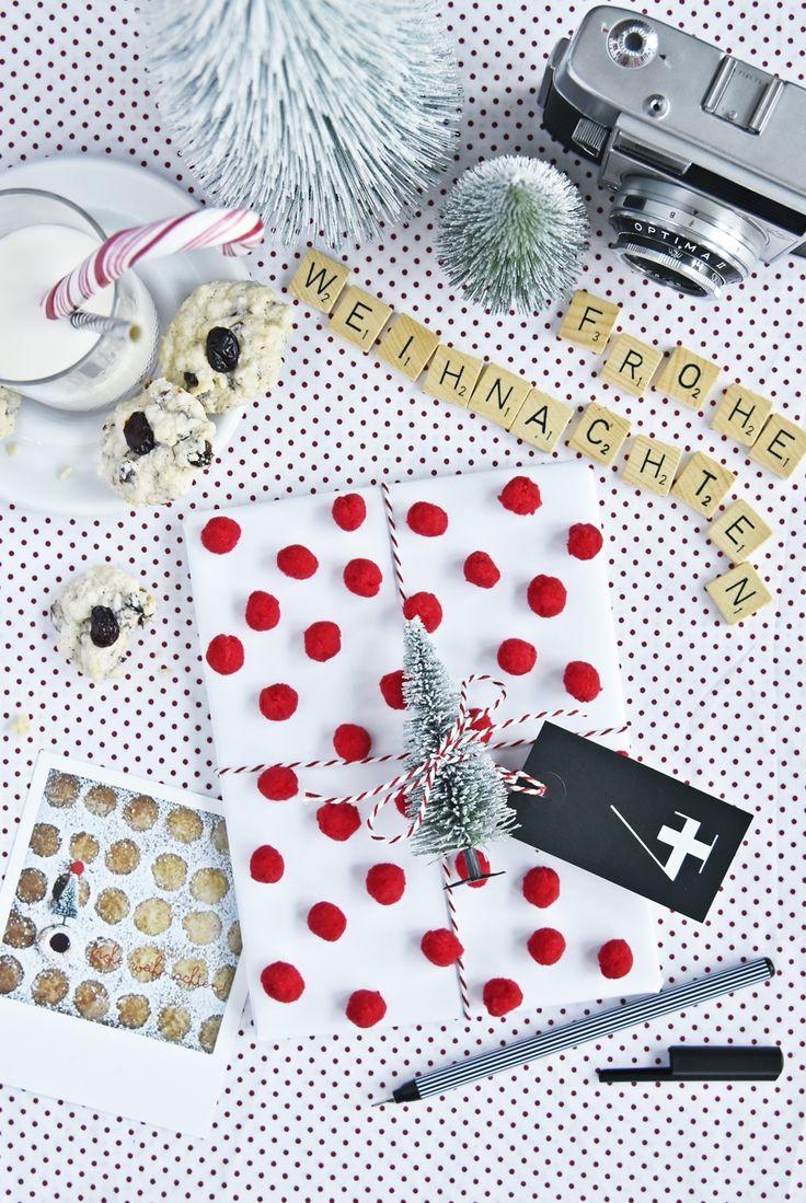 X-Mas DIY - schöne Weihnachtsgeschenk-Verpackungen selbermachen - handmade christmas gift wrapping | luzia pimpinella