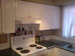 Available immediately for two different single persons two individual furnished rooms for rent close to the greenbelt in Abasand, Fort McMurray. I also have a third room available on June 16, 2015 for one person. Includes double bed, kitchen facilities, Wireless Internet, cable, Telus phone with free long distance in North America, washer & dryer. Non-smokers, no drinking, no drugs, no partying, quiet and respectful of other tenants, $700 per month and $700 Damage Deposit.