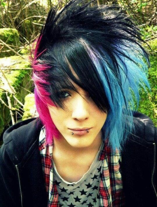 emo style hair boy 48 best images about emos on 8732 | d8219beedc6fbc736e7b09055f09c3a2