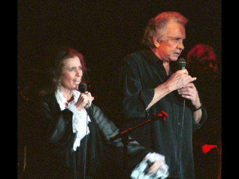 Johnny Cash & June Carter - I walk the line