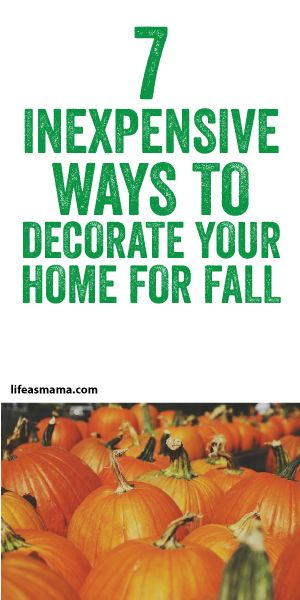 clothes shopping online plus size 7 Inexpensive Ways To Decorate Your Home For Fall
