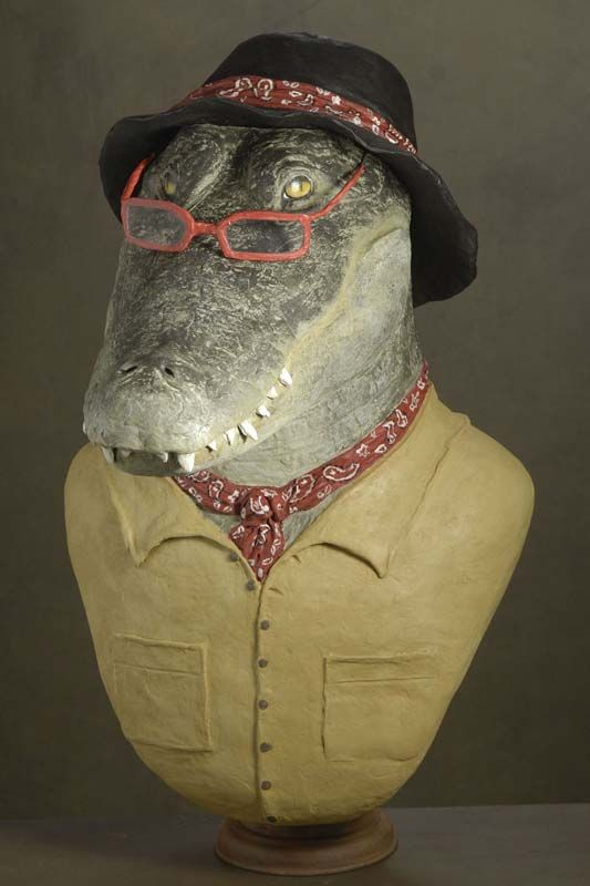 Art Paper...alligator                                                                                                                                                                                 More