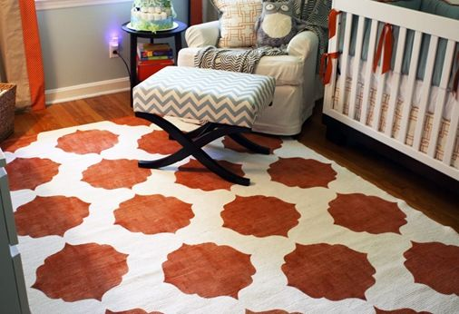 17 painted rug tutorials