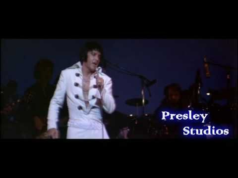 Elvis - Sweet Caroline (THE HIGHEST audio quality) HD