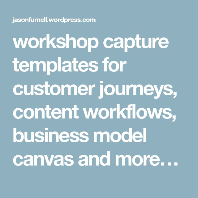 The 25+ best Business model template ideas on Pinterest Business - business action plan template