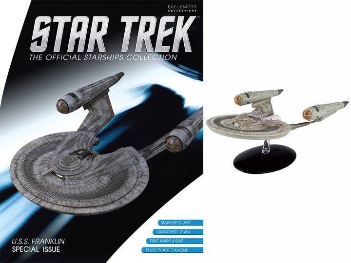 Star Trek Official Starships Special #12 USS Franklin NX-326