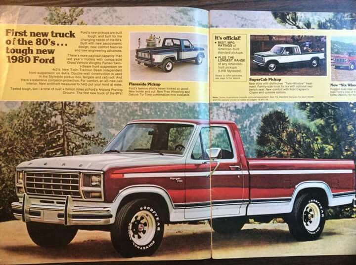 17 Best images about bullnose ford trucks(80 to 86) on ...