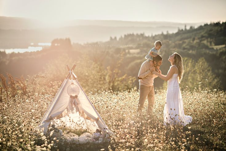 boho sunset family photos Velvet Owl Photography Blog » Photography Blog