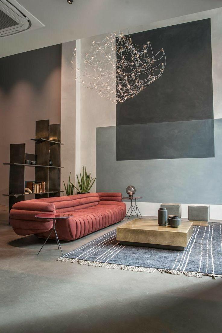 Leather sofa TACTILE Interior Designing Exterior and