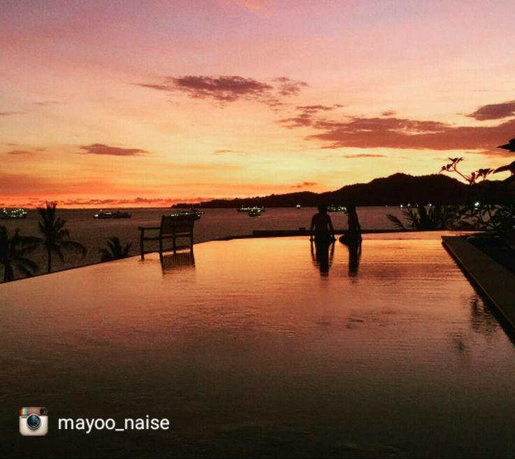 beautiful memory 🌅🌅 📷: @mayoo_naise via #Instagram buff.ly/2mLynff  #bali #villa #candidasa #luxefamily #luxeliving #holiday #dream #relax #pool #bestpools  #geriabali #beautifuldestinations  #balivilla #luxuryvillas #travel  #luxwt #luxuryworldtraveler #holiday #honeymoon #vacation #thegoldlist #balibible #bgbk #ootd #eastbali #vscom #beach #manggis #Instagramstory #Facebook