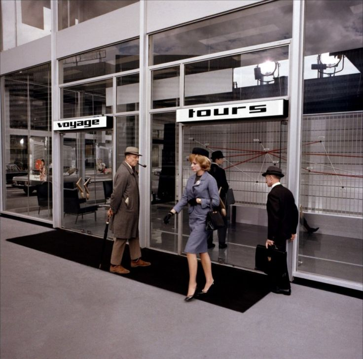 Play Time - Jacques Tati