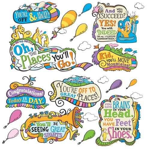 Quot Oh The Places You Ll Go Quot Free Graduation Printable
