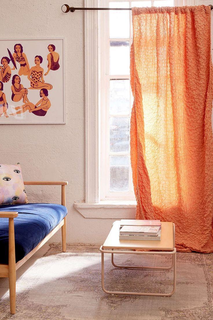 17 Best Ideas About 3 Window Curtains On Pinterest