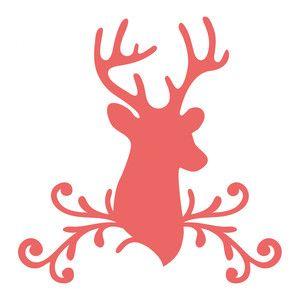 Silhouette Design Store: buck flourish