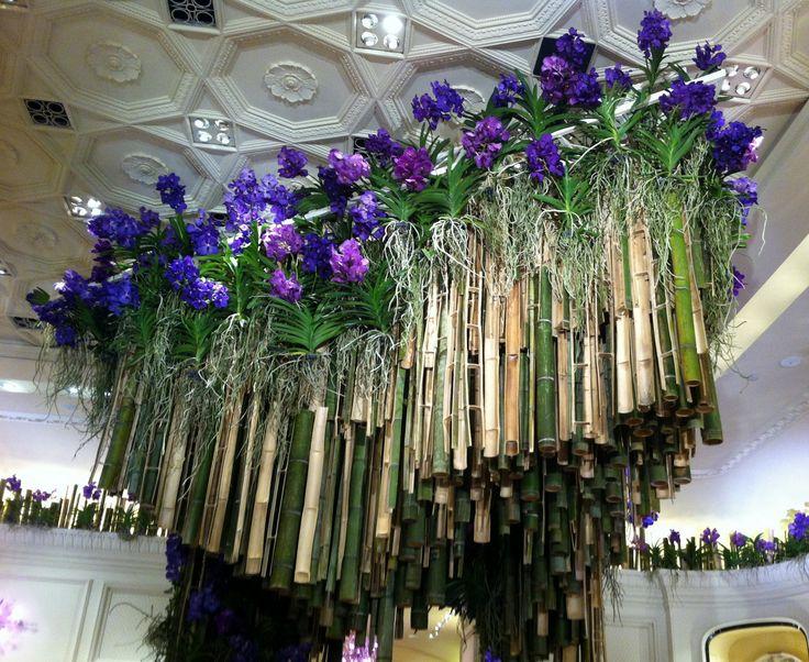 Daniel Ost- floral creation