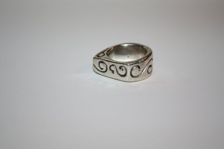 Sterling Silver Ring / jewelry by Debsmetalwork on Etsy
