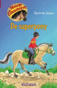 In elke boek wordt het verhaal vanuit een andere pony verteld. Dit keer gaat het over Odin, een veel te dikke pony. Voor kinderen van 7 jaar en ouder.