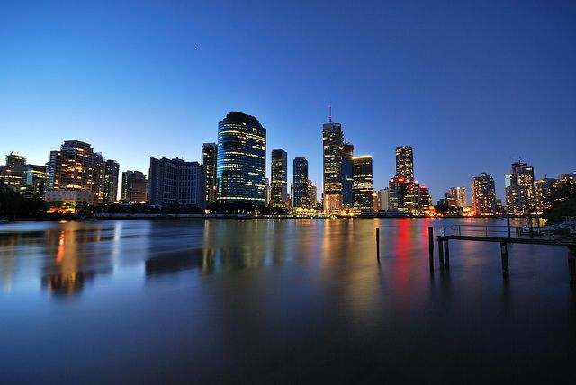 Brisbane; going to be calling this home in less than a year!
