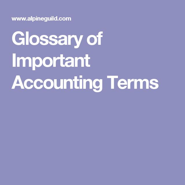 introduction and definition of accounting terms This definition explains what gaap is,  learn more about these commonly followed accounting rules and practices for financial reporting  related terms business.