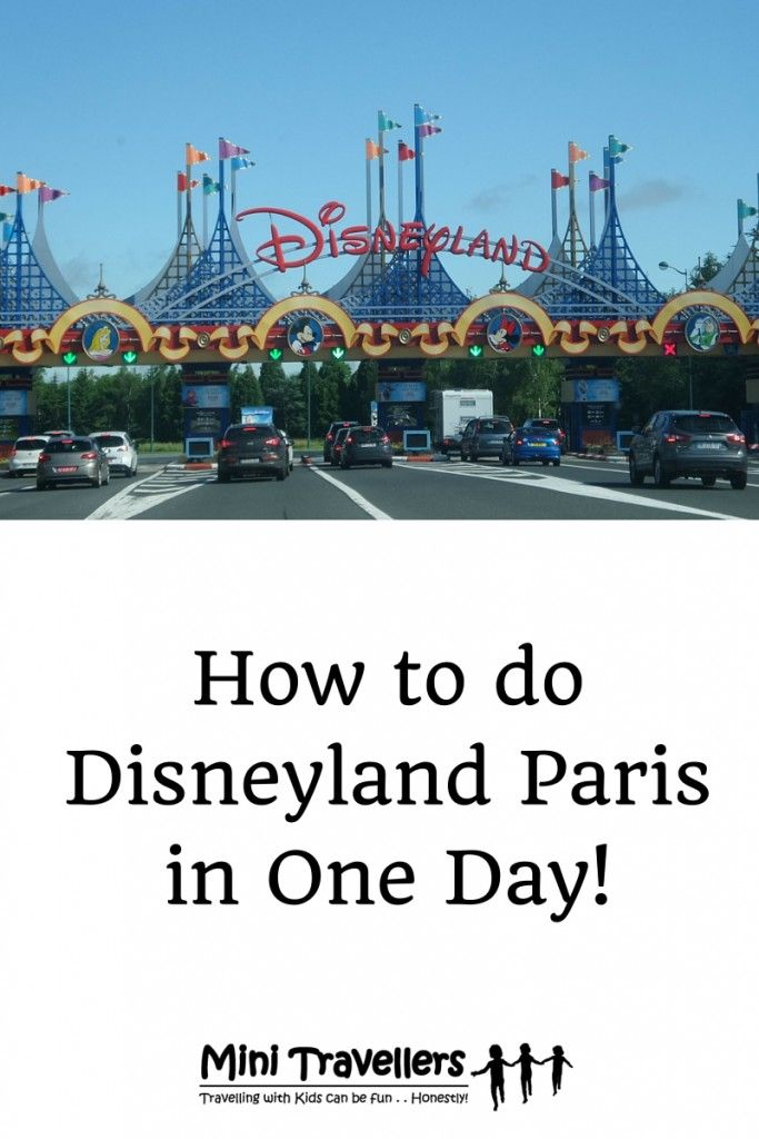 This was our first visit to Disneyland Paris while staying off site. On our past two visits we've stayed in their hotels and had plenty of time over a couple of days to explore the two parks. It certainly requires very different planning to make sure you fit everything in that you want to do, but you can definitely do it.  Here are some tips to make the most of your trip.