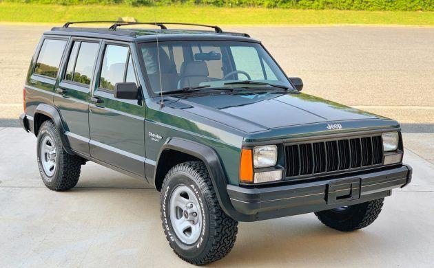 23k Miles 1994 Jeep Cherokee Sport Jeep Cherokee Sport