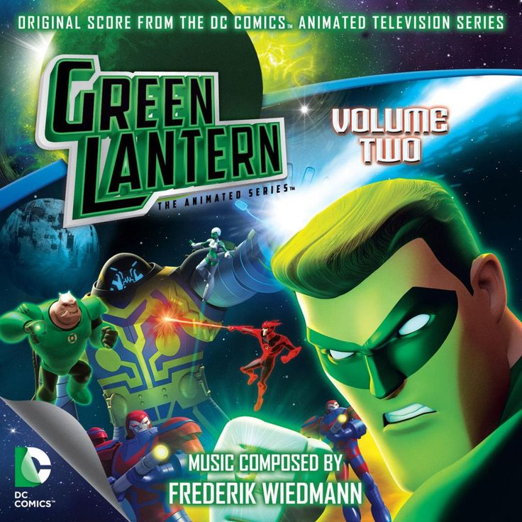 According to World's Finest Online, La La Land Records will be releasing a 1500 run limited release of a second Green Lantern: The Animated Series soundtrack CD. The new CD will be released on July 2nd directly from La La Land Records website and may be available from other vendors. The soundtrack will be available digitally from most major digital outlets.